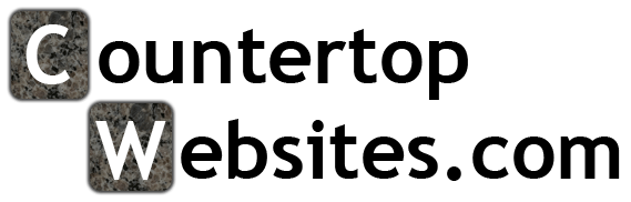 websites for countertop stores and stone fabricators